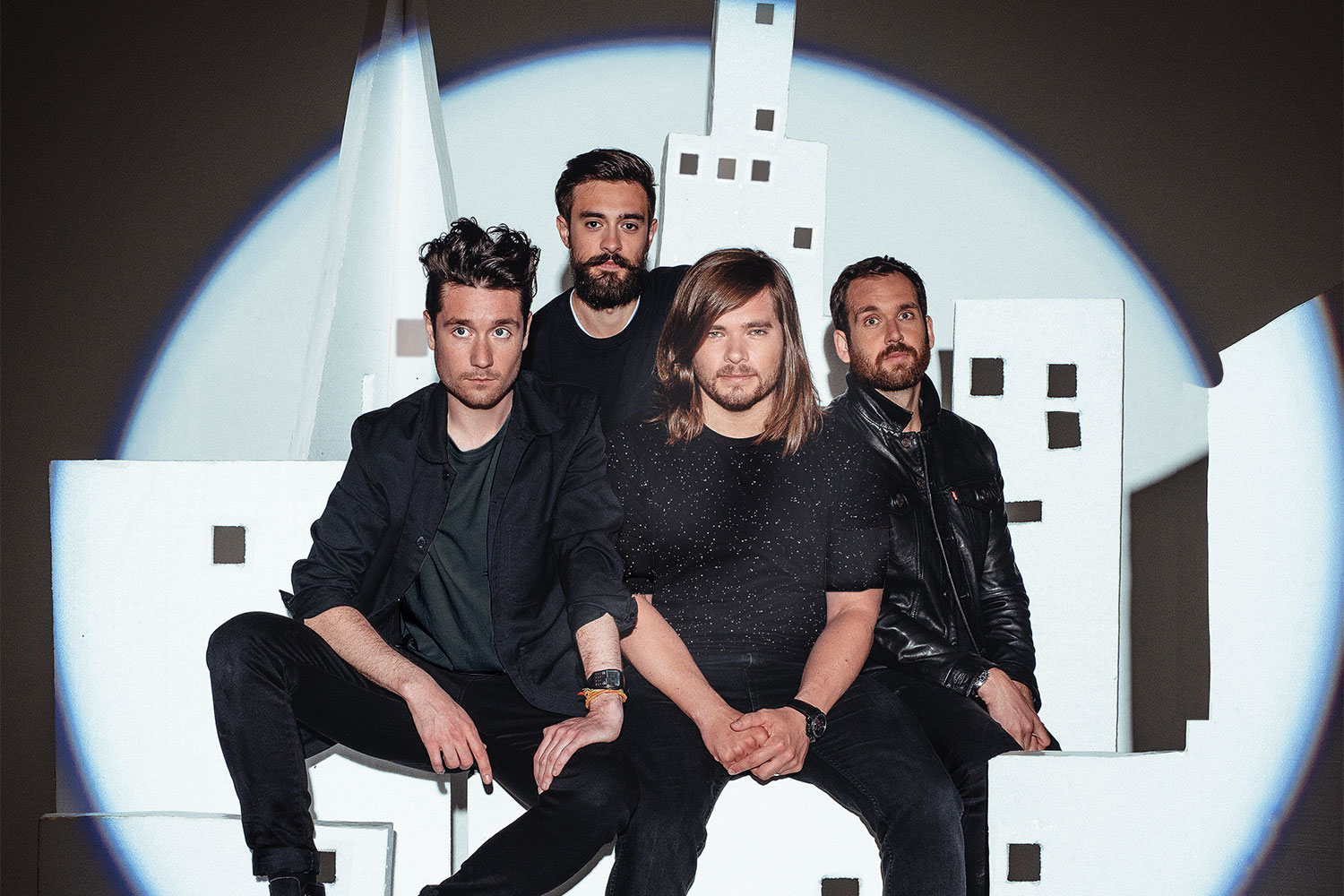Bastille are number one with 'Wild World'!
