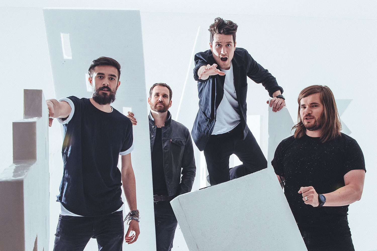 Bastille and Nick Cave are fighting it out to land a number one album