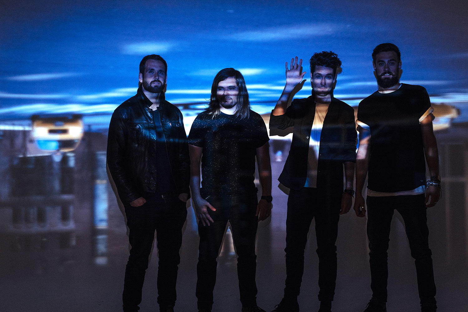 Bastille get culty in their 'Send Them Off!' video