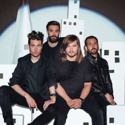 Watch Bastille get a bit surreal in the new 'Good Grief' video