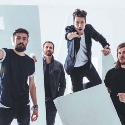 Bastille have visited the Game Of Thrones set. Crikey