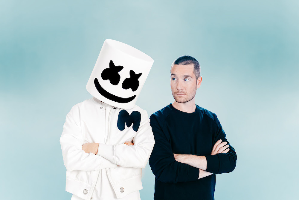 Bastille and Marshmello team up on 'Happier'