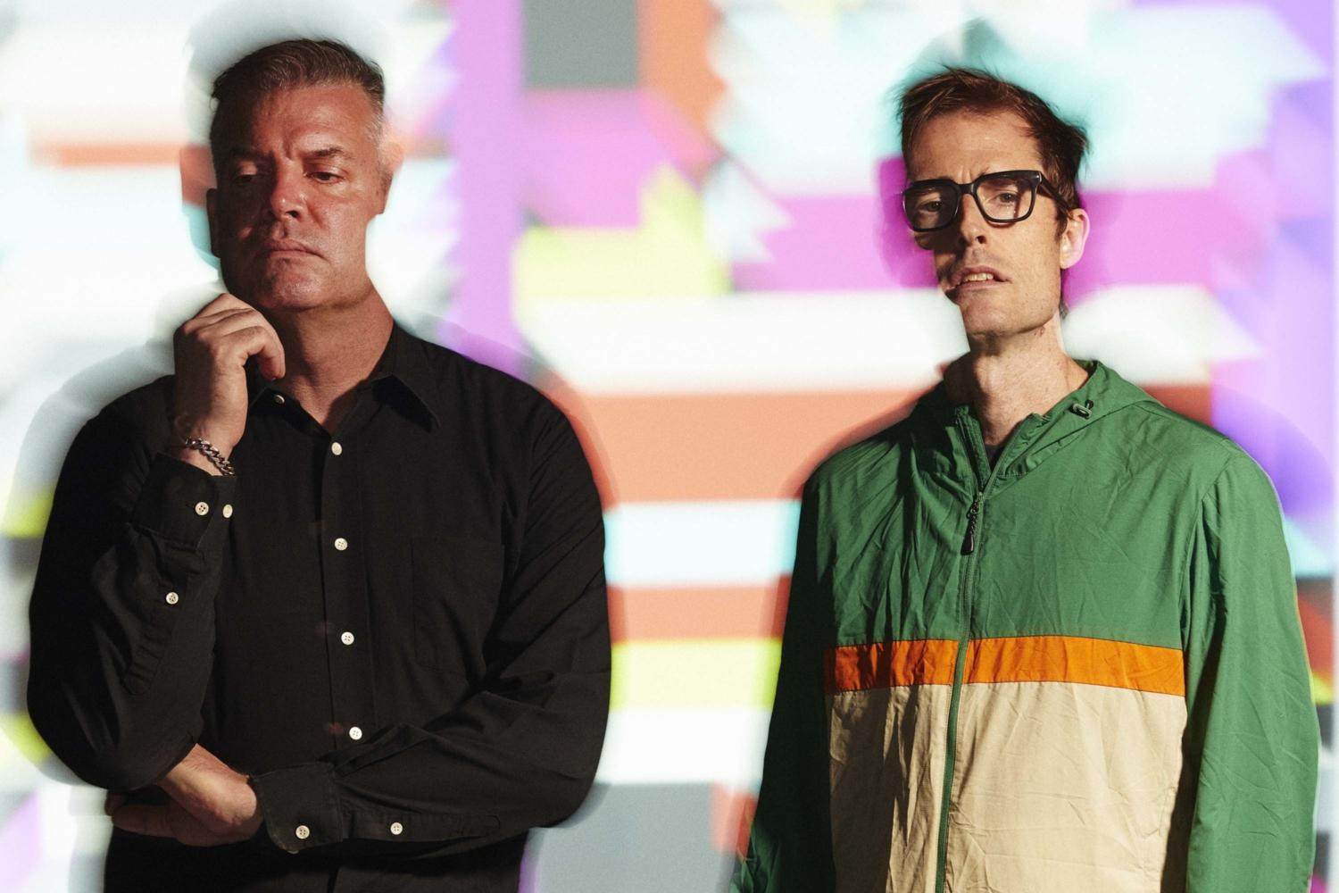 Battles experiment with some interesting modes of transport in 'Fort Greene Park' video