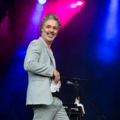 Baxter Dury, Sleaford Mods and Fat White Family shake up the scenery at South Facing's first weekend