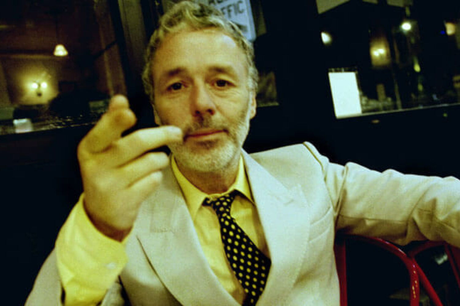 Baxter Dury shares cinematic 'I'm Not Your Dog' video