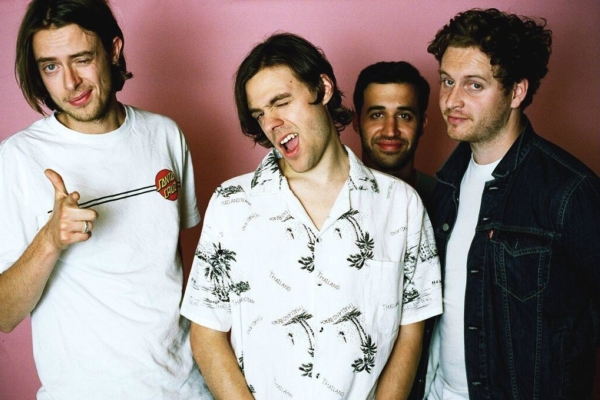 Beach Baby share new video for 'Hot Weather'