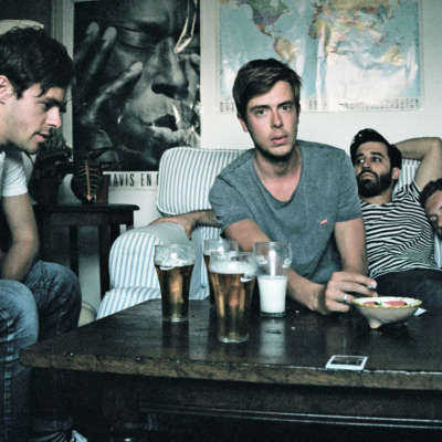 Beach Baby share debut single's b-side 'Bruise'