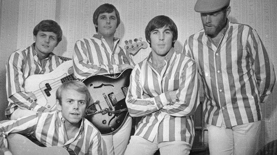 Beach Boys' landmark LP 'Pet Sounds' set to receive 50th anniversary reissue