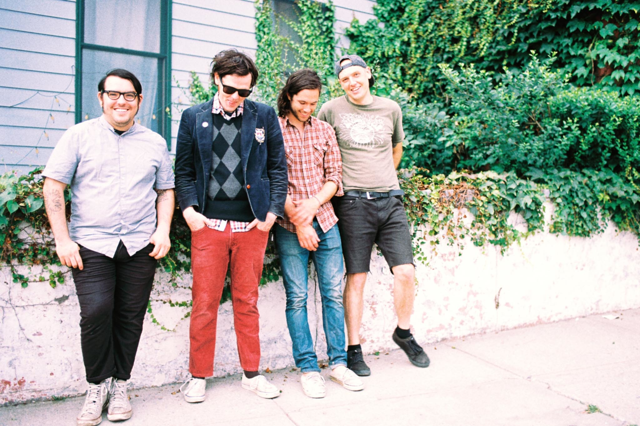 "Beach Slang in conversation: ""You hope you're doing work that's going to matter on some level"""