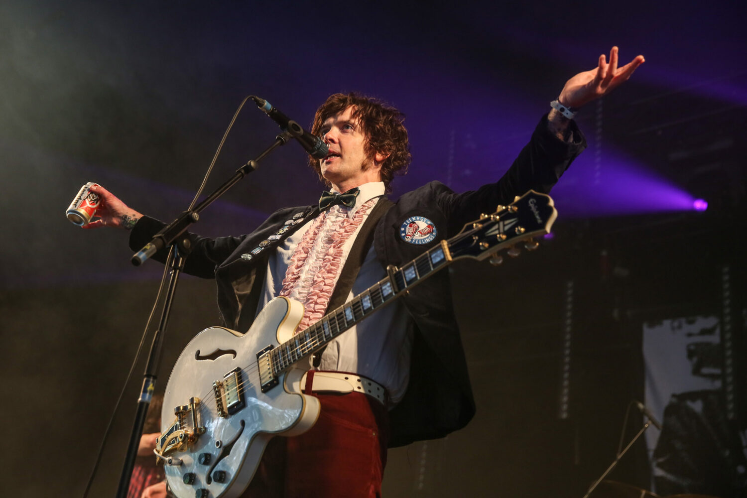 Beach Slang are releasing an EP of reworked tracks under the name Quiet Slang