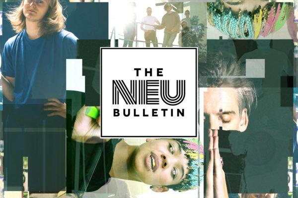 The Neu Bulletin (Bonzai, Pet Grotesque, DESSERT & more)