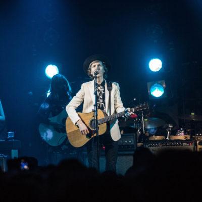 Beck, Electric Ballroom, London
