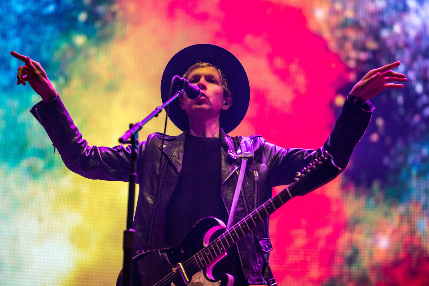 Beck announces new UK live dates