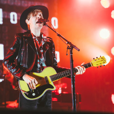 Not just anyone can play guitar: Radiohead's most memorable support acts