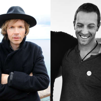 Beck and Coldplay's Chris Martin to perform together at the Grammys