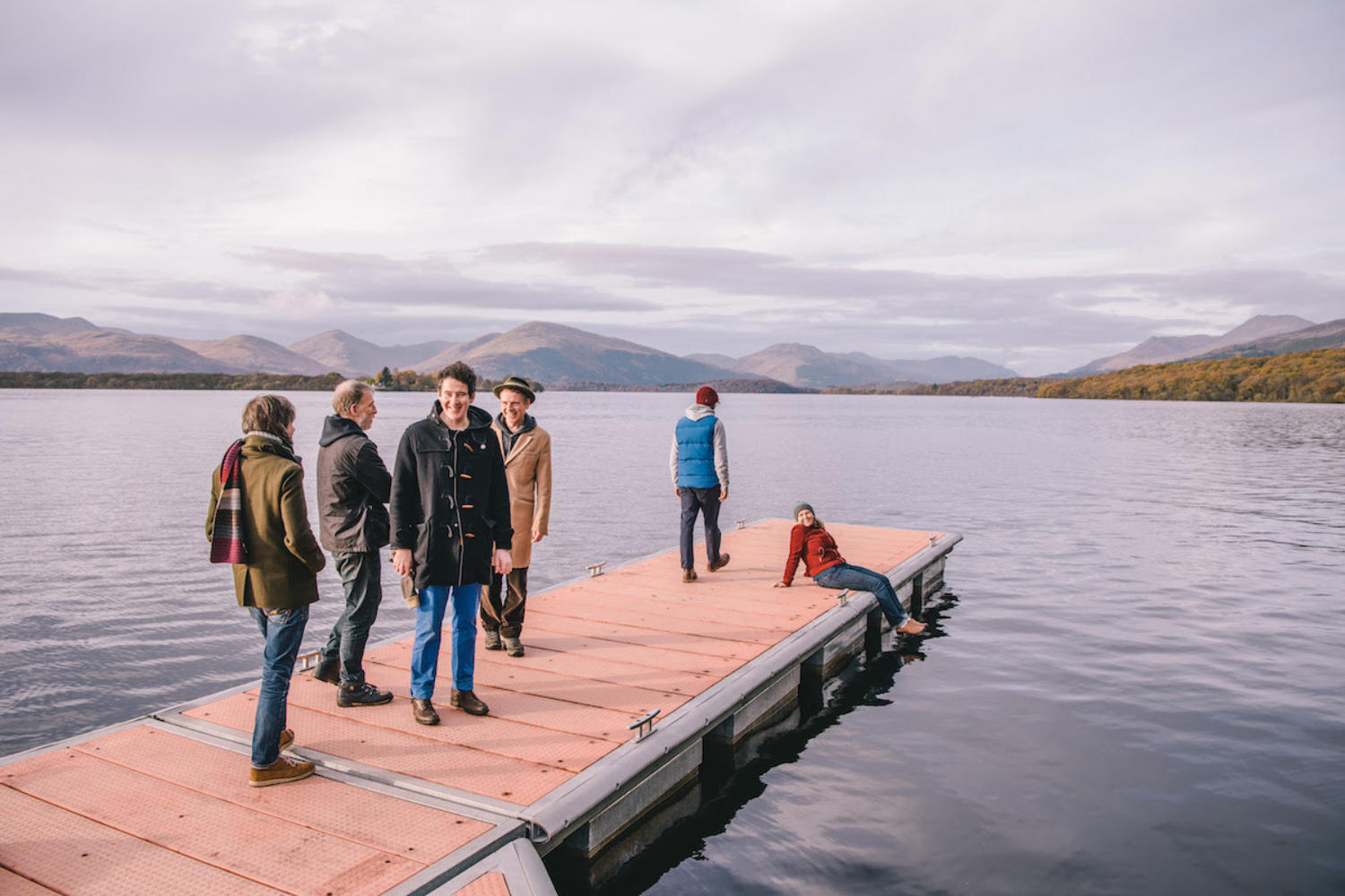 Belle & Sebastian announce Boaty Weekender Cruise Lineup with Mogwai, Camera Obscura, Django Django, Alvvays and more