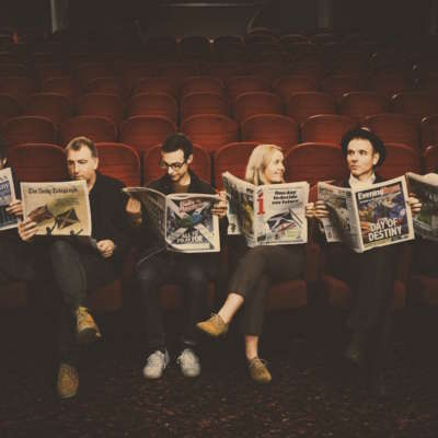 Belle and Sebastian share video for 'Perfect Couples'