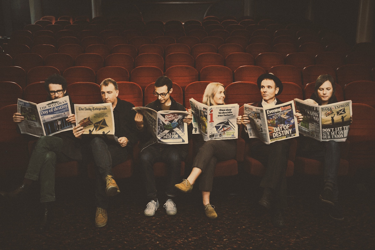Belle & Sebastian, Grace Jones, Young Fathers to play Festival No. 6 2015