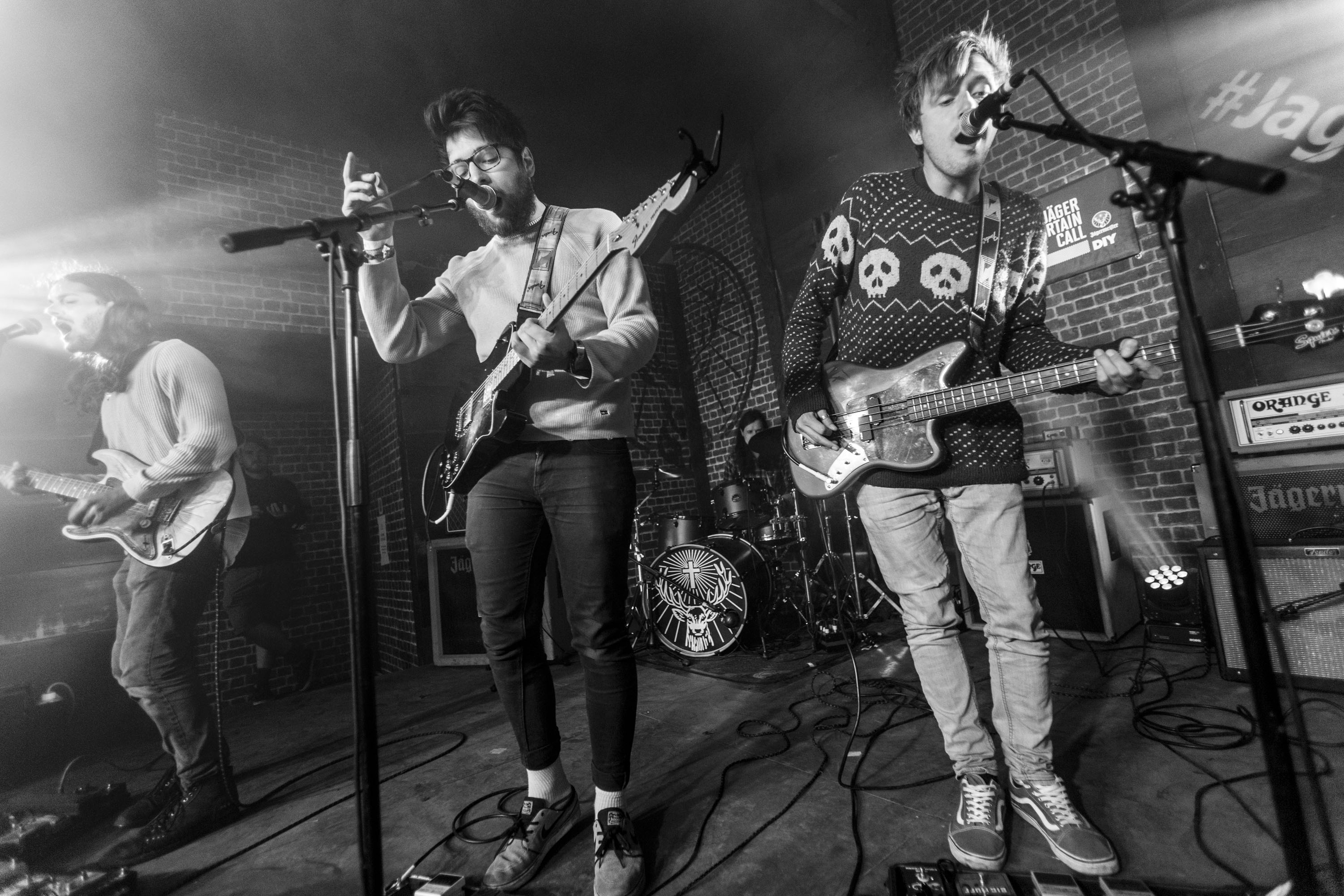 Kagoule, Muncie Girls, FUR and more bring Jäger Curtain Call to Bestival 2017