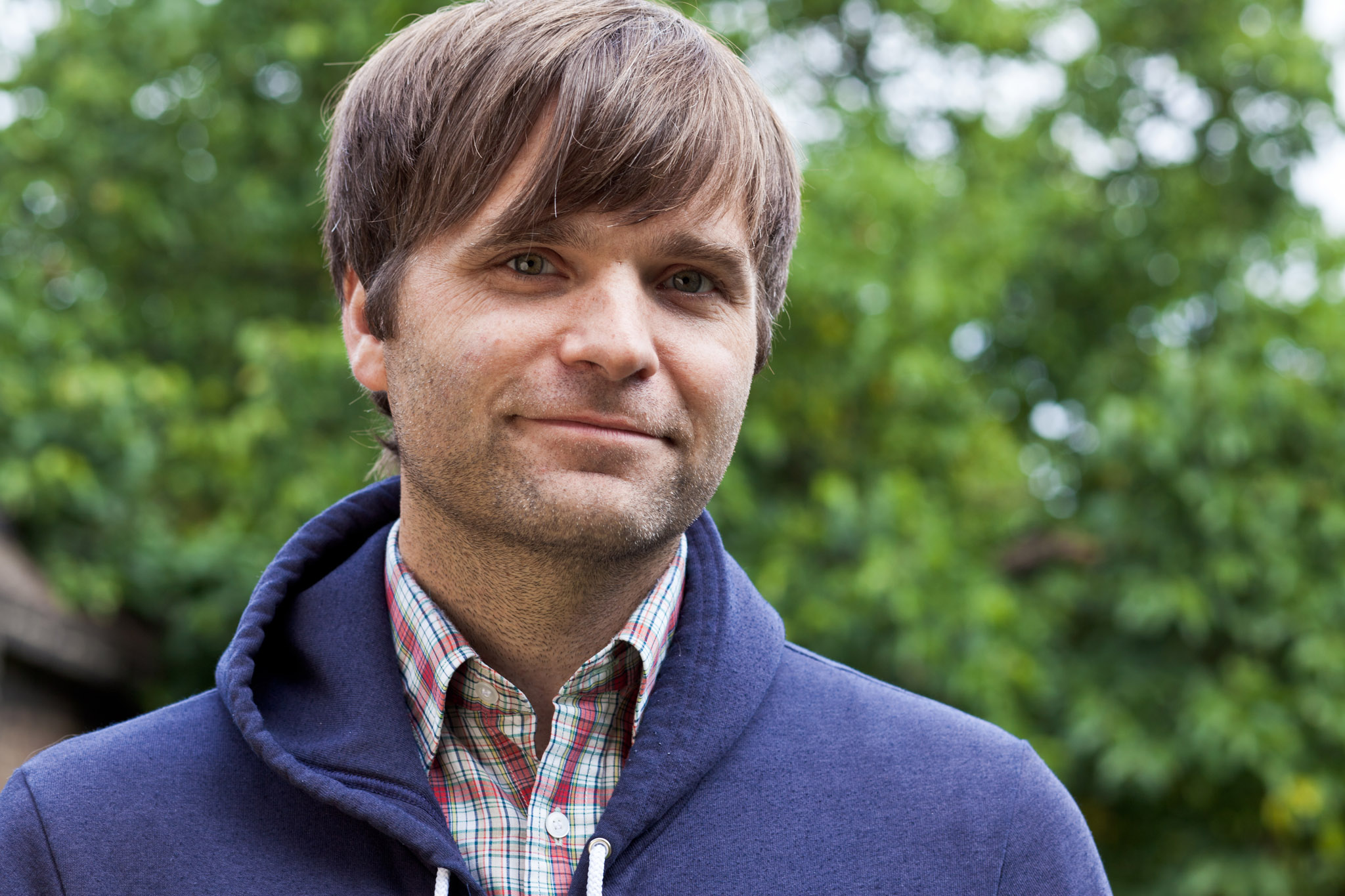 Death Cab For Cutie's Ben Gibbard pitched for the Seattle Mariners. Again