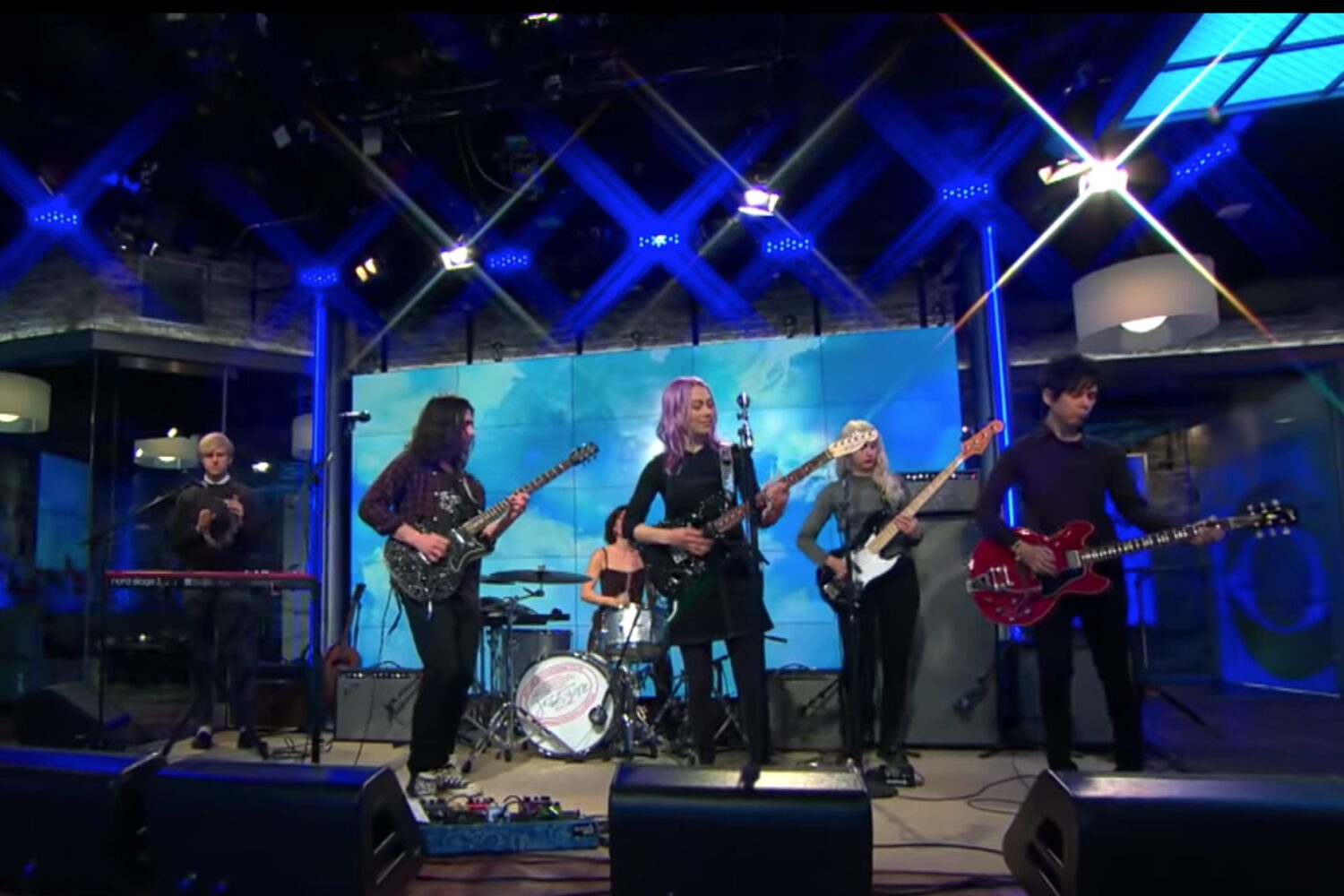 Watch Phoebe Bridgers and Conor Oberst bring Better Oblivion Community Centre songs to CBS This Morning