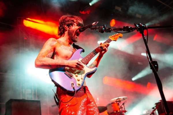 Biffy Clyro cover Cardi B and Megan Thee Stallion's 'WAP'