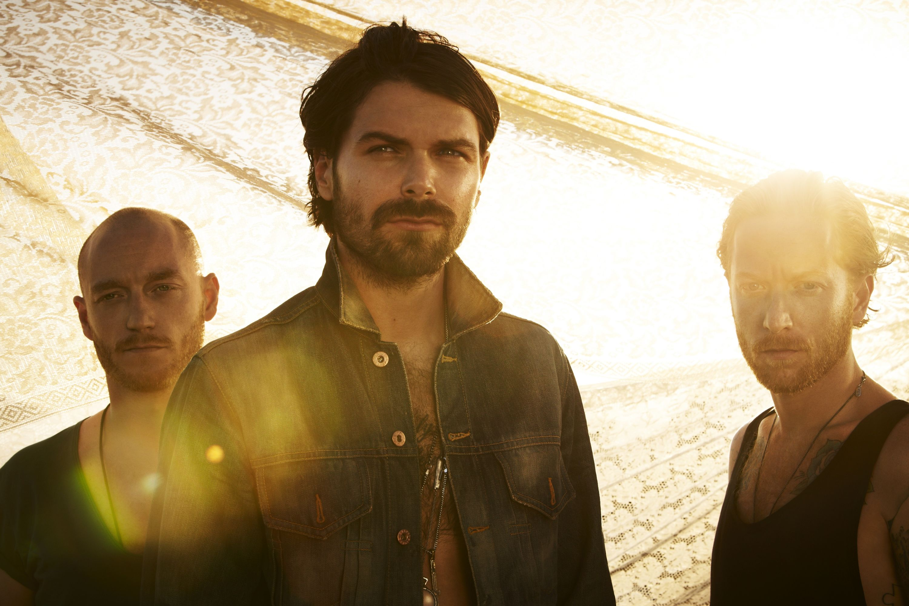 """Biffy Clyro in the studio: """"We're really trying to fuck with the sound of what we do"""""""