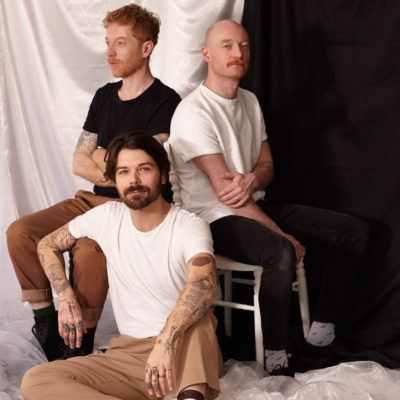 Biffy Clyro announce surprise project 'The Myth Of The Happily Ever After'