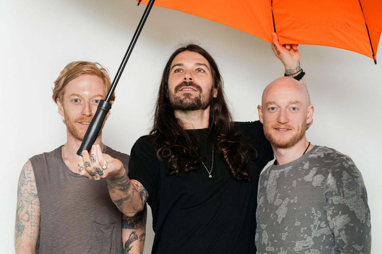 Rip it up and start again: Biffy Clyro