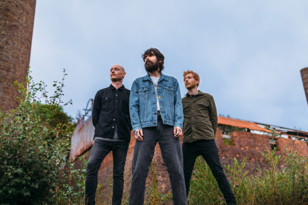 Biffy Clyro share video for 'A Hunger In Your Haunt' and 'Unknown Male 01'