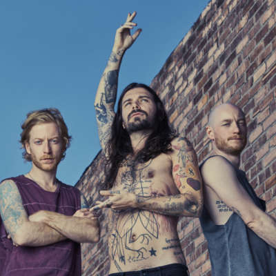 Biffy Clyro record cover of David Bowie's 'Modern Love'
