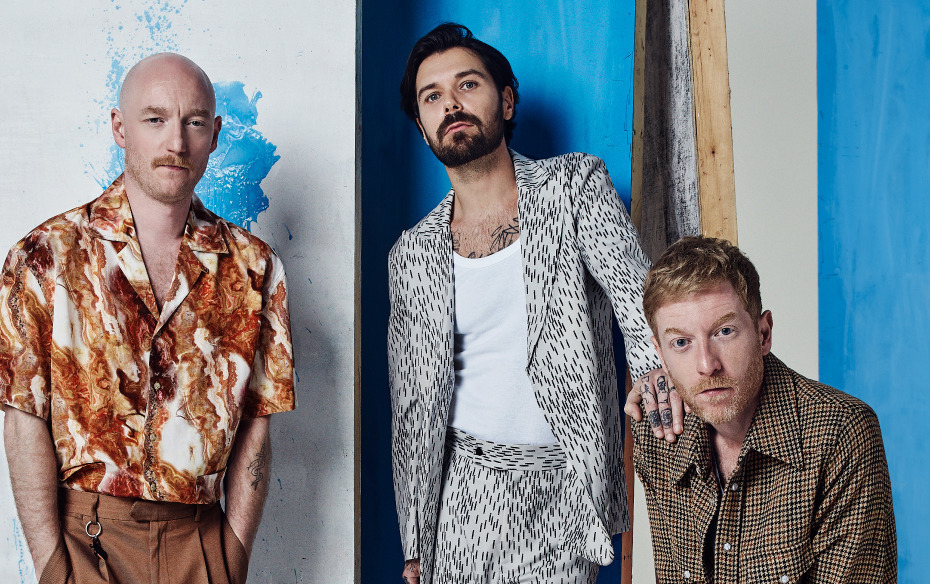 Biffy Clyro share festival anthem-in-the-making 'Instant History'