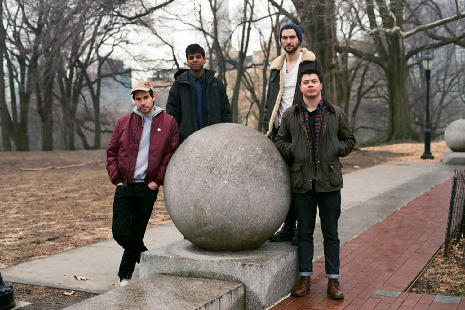 Big Ups announce new album 'Two Parts Together' with 'PPP'