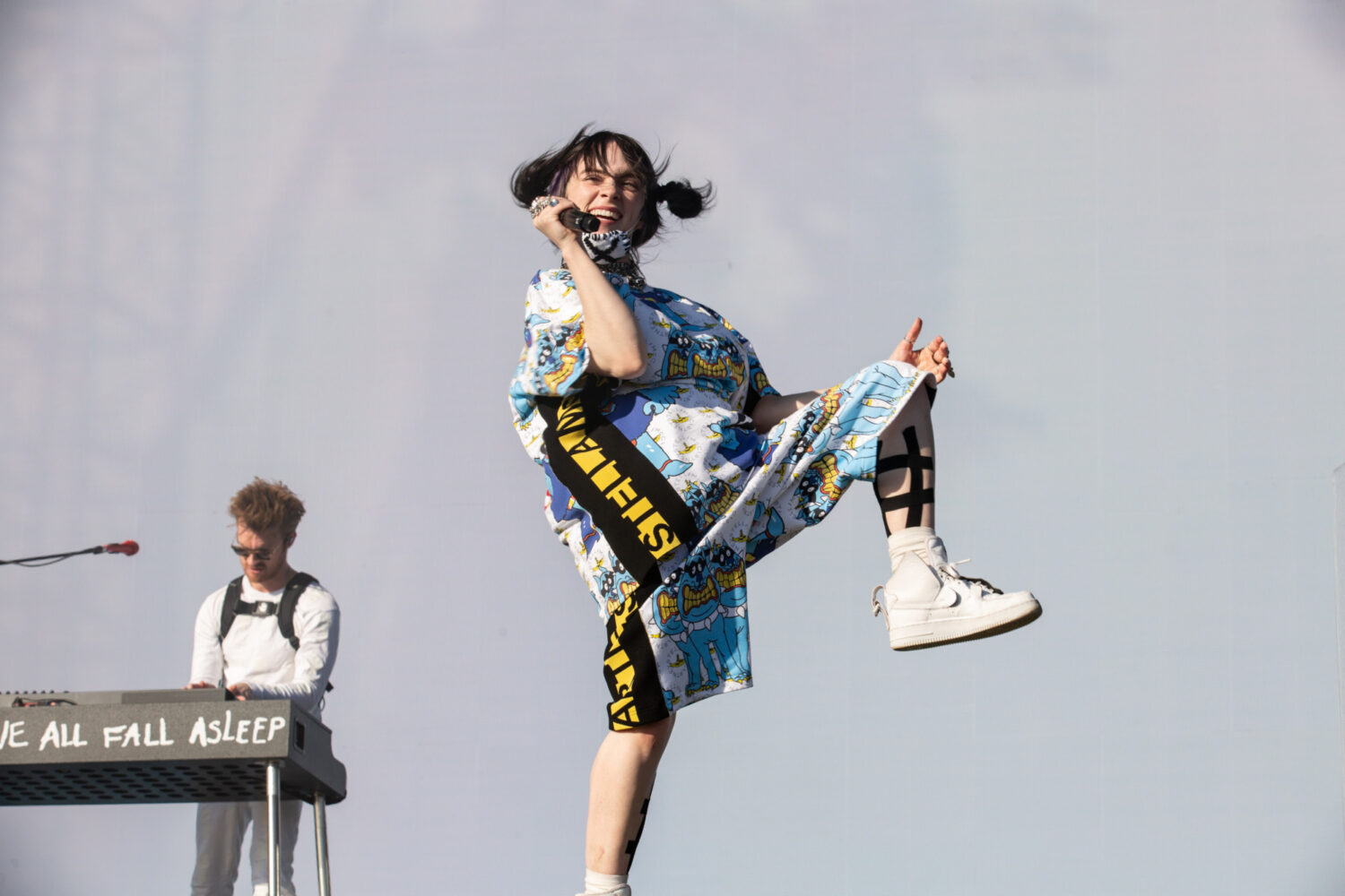 Billie Eilish's Glastonbury 2019 set is the forming of a future headliner