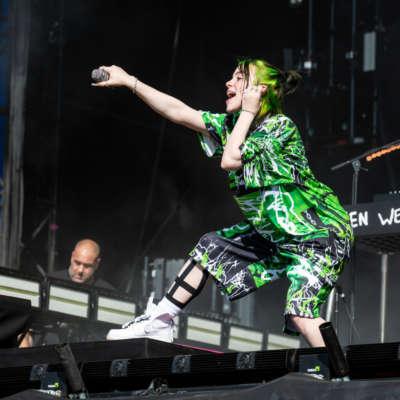Billie Eilish postpones North America tour dates