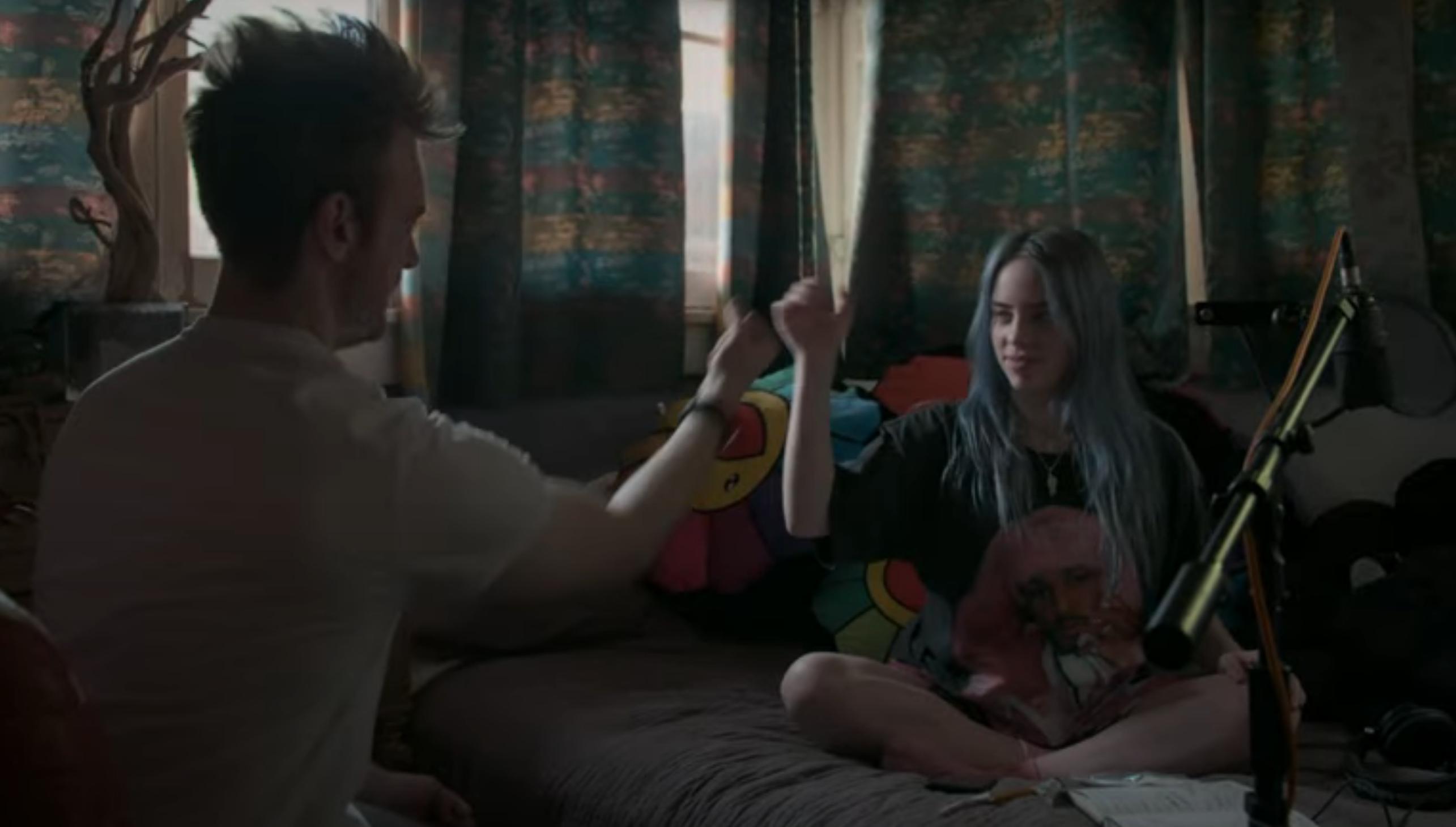 Billie Eilish unveils 'The World's A Little Blurry' trailer | News | DIY
