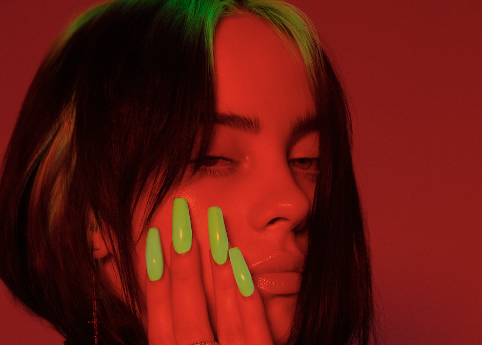 Billie Eilish shares beautiful new track 'everything i wanted'
