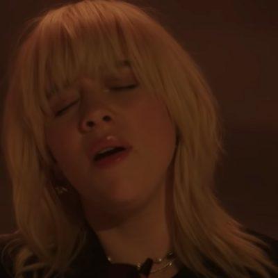 Billie Eilish performs 'Happier Than Ever' on Jimmy Fallon