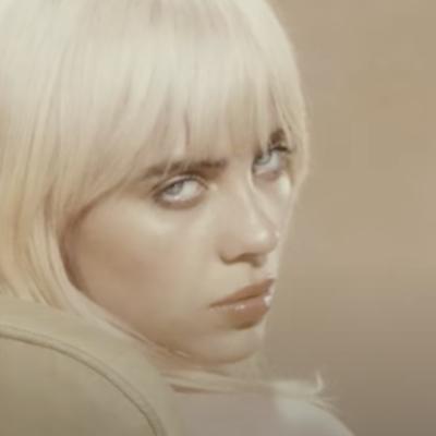 Billie Eilish teases new music...