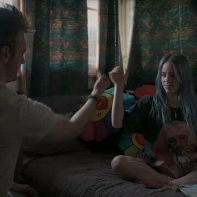 Billie Eilish unveils 'The World's A Little Blurry' trailer
