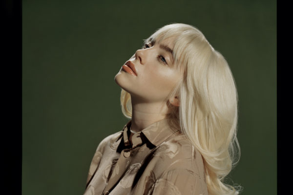 Billie Eilish drops new track 'NDA'