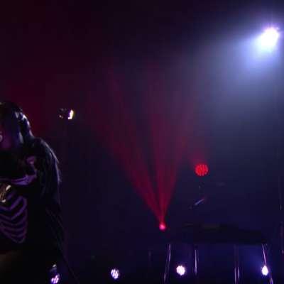 Billie Eilish performs 'bury a friend' for Radio 1