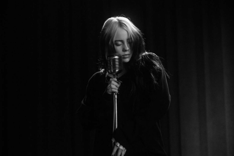 Billie Eilish reveals 'No Time To Die' video