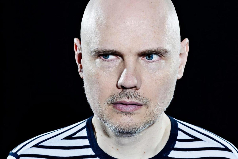 Billy Corgan announces solo Glasgow live date
