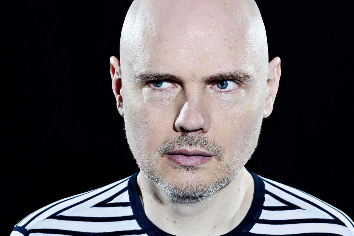 Billy Corgan announces solo Glasgow live date