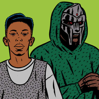 Bishop Nehru and MF Doom share 'OM' from new collaborative album