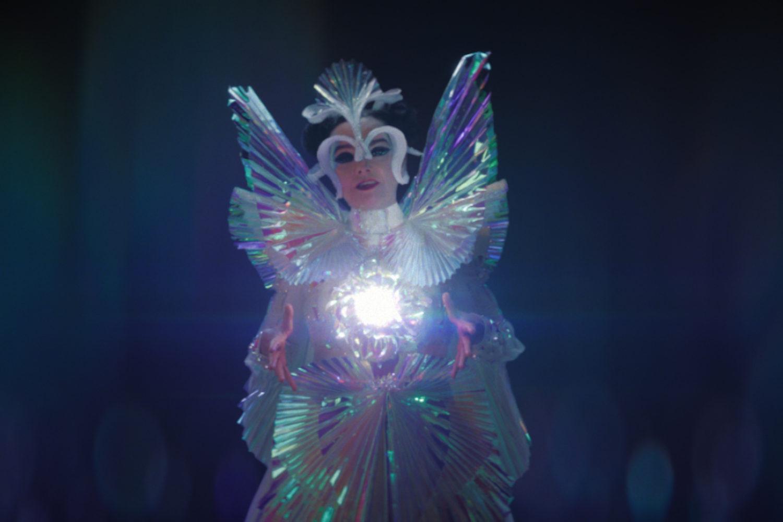 Björk shares intense video for 'The Gate'