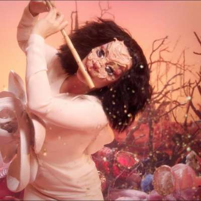 Björk shares a new video for 'Utopia'