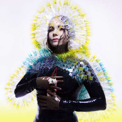 Björk unveils new track 'The Gate'