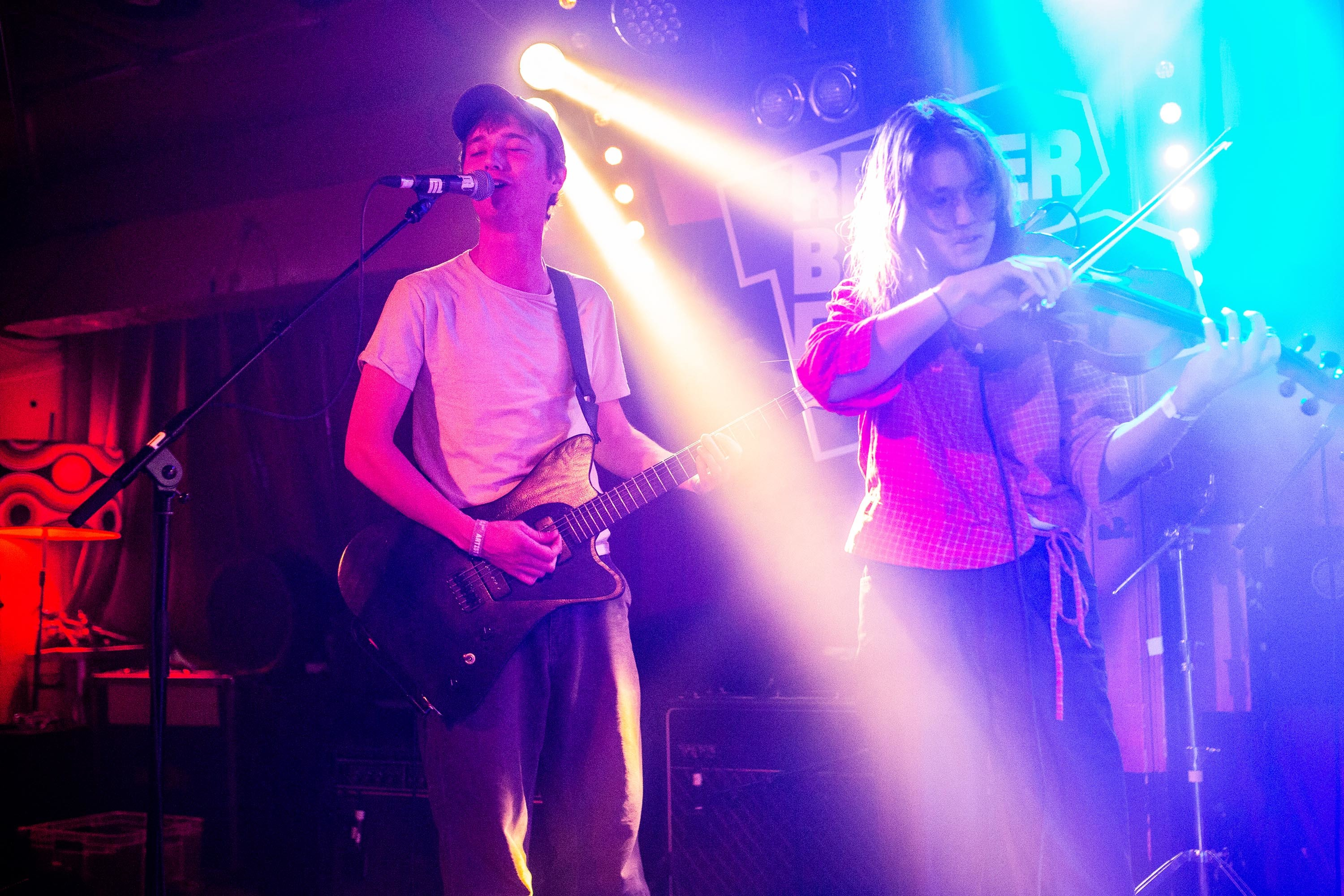 Sorry and Black Country, New Road impress at Reeperbahn 2019